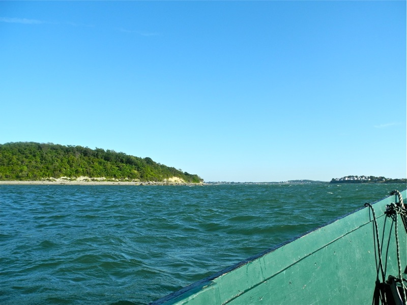 West Head From Boat