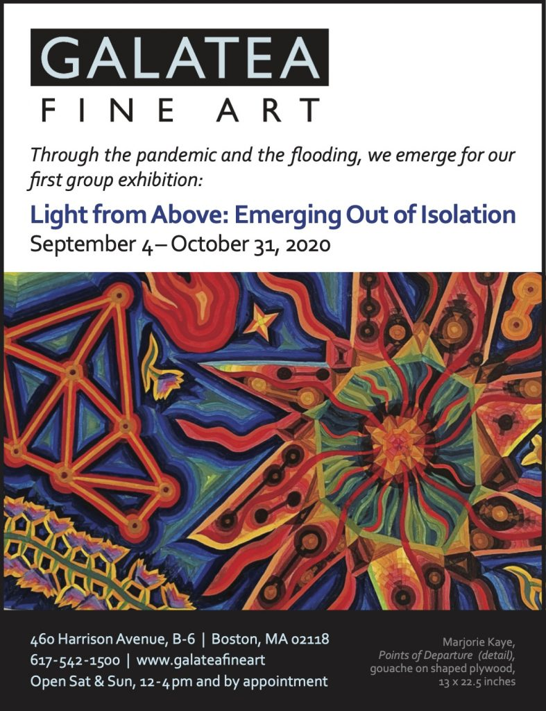 Exhibition invitation - Preview by Artscope Magazine (link)